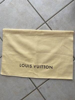 Original Louis Vuitton Staubbeutel für Taschen