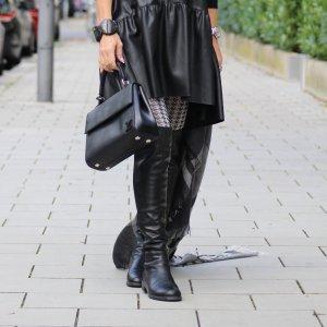 Original Louis Vuitton Tasche CLUNY BB EPI NOIR