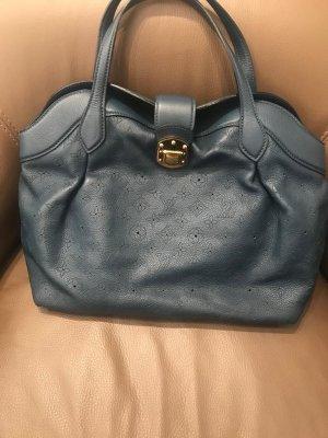 Original louis Vuitton Tasche Petrol/Blau