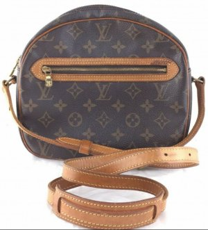 original Louis Vuitton Tasche Senlis Monogram braun