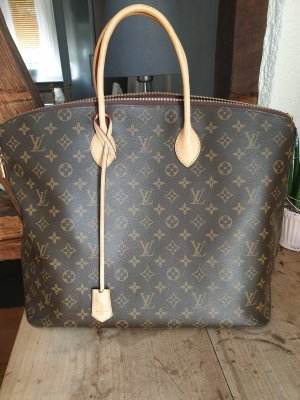 Louis Vuitton Torba shopper ciemnobrązowy