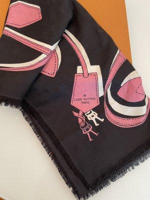 Original Louis Vuitton Tuch handle me schwarz Pink