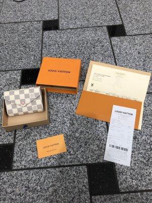 Original Louis Vuitton Victorine N64022 Geldbörse/Portmonee