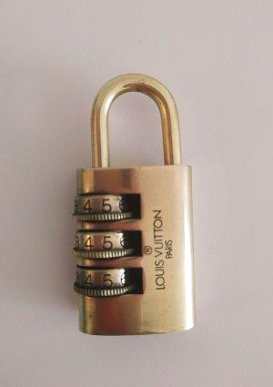 Louis Vuitton Travel Bag gold-colored