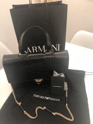 Original Luxus Emporio Armani Tasche neu mit Rechnung!