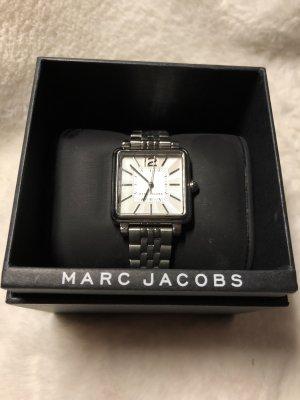 Marc Jacobs Orologio con cinturino di metallo argento