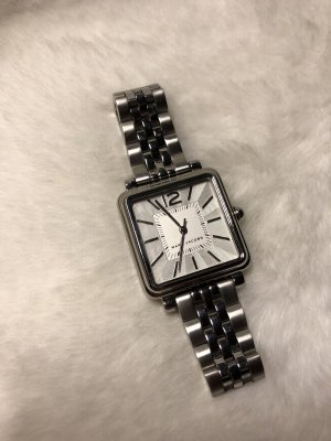 Marc Jacobs Reloj analógico color plata