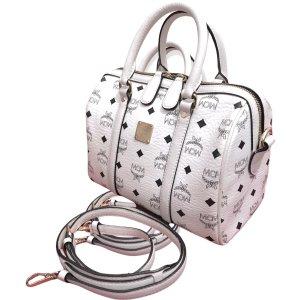 MCM Carry Bag white