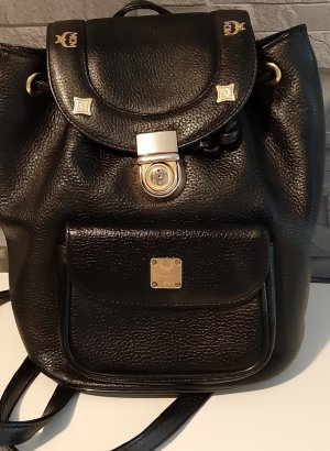 MCM Backpack Trolley black