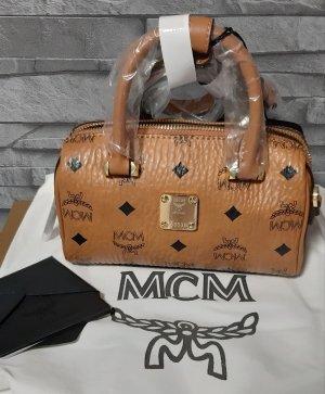 original mcm Handtasche Essential boston bag