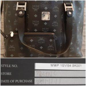 original mcm Handtasche visetos set