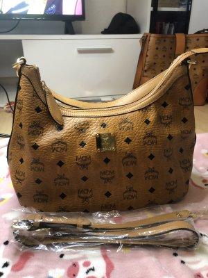 Original mcm handtaschen mit Henkel