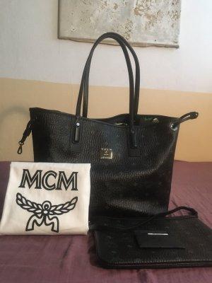 Original MCM Liz shopper medium