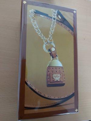 Original MCM Necklace Halskette Gurt mit kleiner Taschen gefüllt mit Eau de Parfum NEU OVP