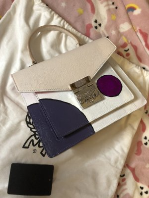 MCM Handbag white