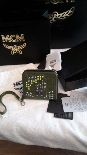 Original MCM Puch Portmonee Neu