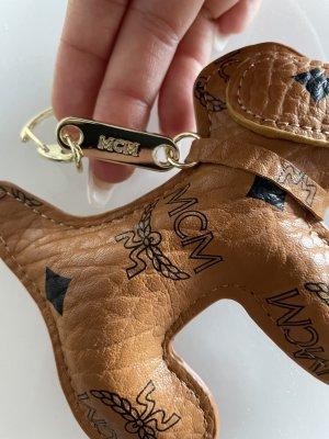 Original MCM Schlüsselanhänger Hund Taschenanhänger