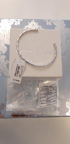 Michael Kors Mouwband zilver