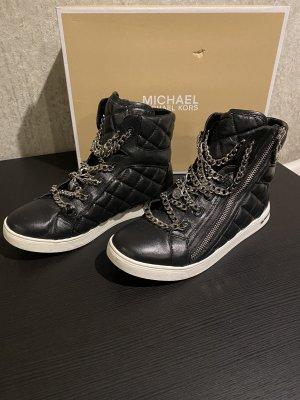 Michael Kors Sneaker alta nero