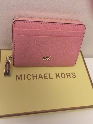Original Michael Kors Geldbeutel Geldbörse rosa gold