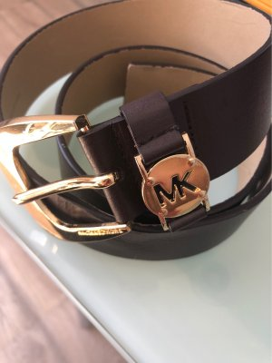 Michael Kors Faux Leather Belt multicolored