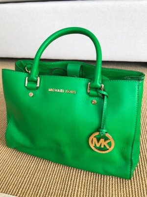 Original Michael Kors Handasche NEU Trendfarbe grün