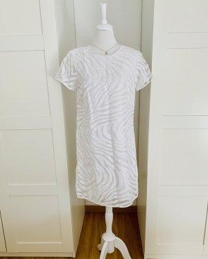 Original Michael Kors Kleid Animalprint Strandkleid FreizeitKleid Sommerkleid locker Shirtkleid