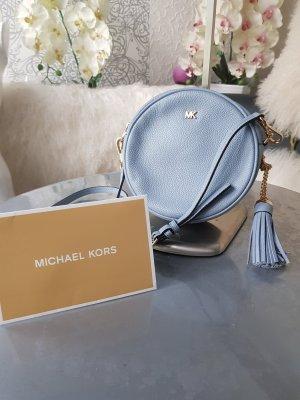 Michael Kors Borsa a spalla oro-azzurro