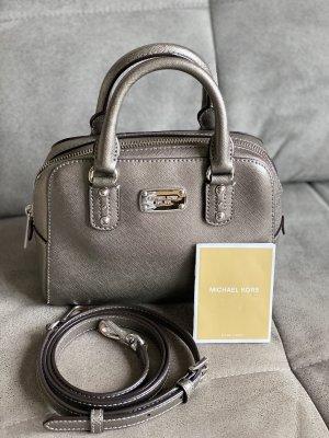 Original Michael Kors Mini Tasche in Silber