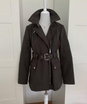 Original Michael Kors MK Übergangsmantel Mantel Übergangsjacke Jacke Taillengürtel Gürtel Gr M