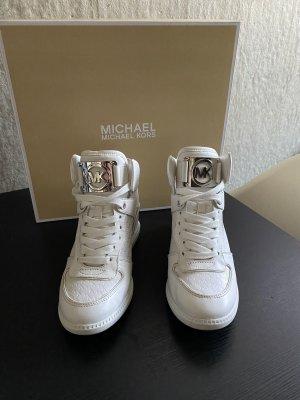 Original Michael Kors Nikko Highlight Top Sneaker 36/37 neuwertig