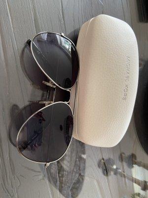 Michael Kors Okulary pilotki czarny-srebrny