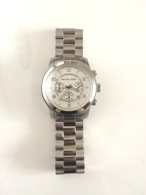 Original Michael Kors Uhr/Armbanduhr Silber