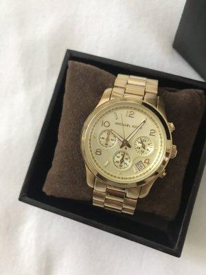 Original Michael Kors Uhr, gold