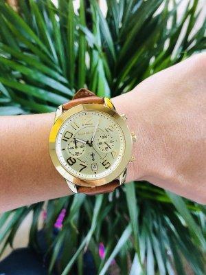 Original Michael Kors Uhr Gold unisex