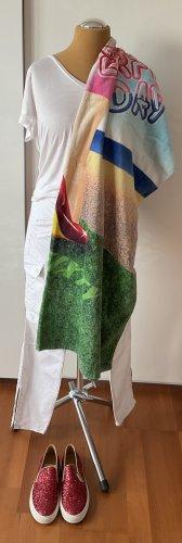 Miss Sixty Serviette de plage multicolore coton