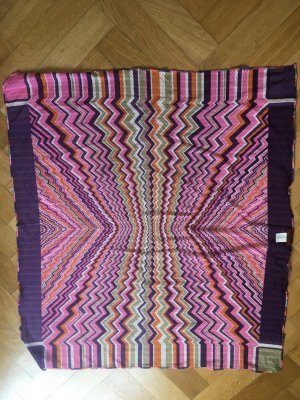 Missoni Serviette de plage multicolore