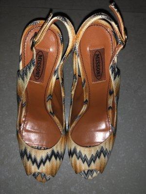 Original Missoni Peeptoes