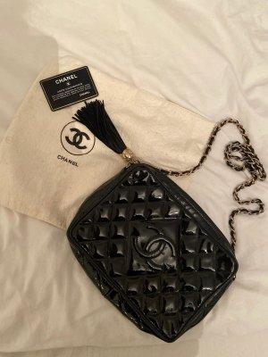 Chanel Sac bandoulière noir-doré