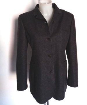 Miu Miu Blazer in jersey nero Tessuto misto