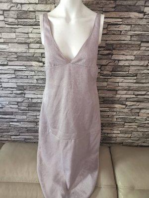 Original Miu Miu Designer Kleid rose flieder Gr 36 Ital 42