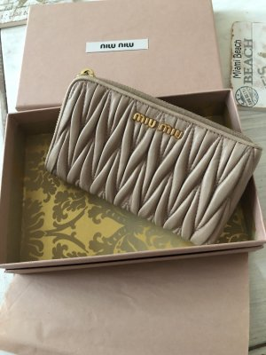 Miu Miu Mini sac multicolore cuir