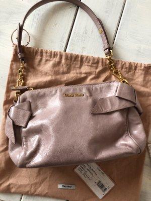 Original Miu Miu Leder Tasche mit Schleifen  499€ Top Zustand