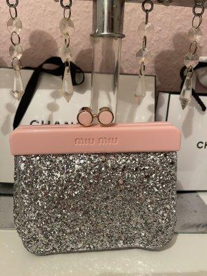 Original Miu Miu Mini Geldbörse / Mini Cluch