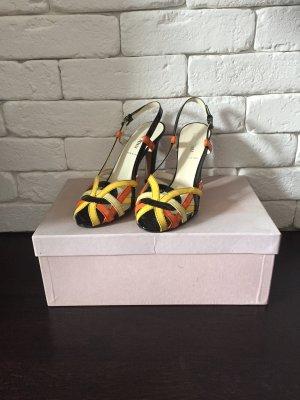 Original Miu Miu Sandale High Heels *37*