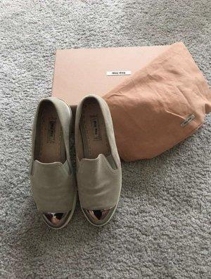 Original Miu Miu Sneakers