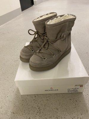 Original Moncler Boots Neu