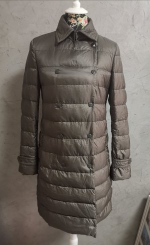 Moncler Down Coat grey