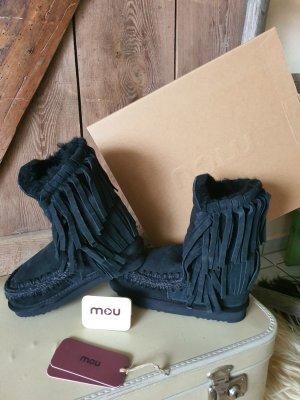 original MOU Fransen Hippie Boots