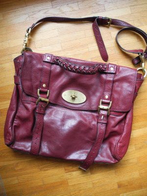 Original Mulberry Alexa, bordeaux